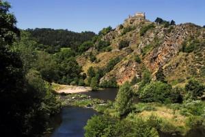 GR 70 chemin stevenson goudet chateau Loire
