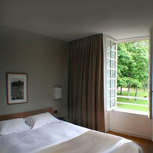 chambre hotel lozere