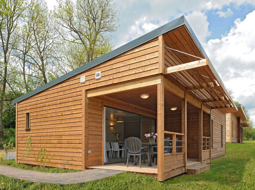 cottage domaine de barre vue extérieur
