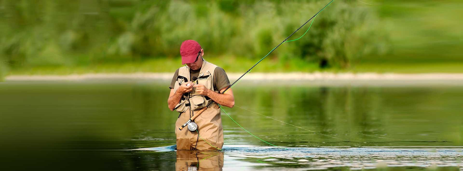 Pêche au Lac de Naussac Langogne